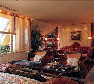 فندق البرغو - Interior