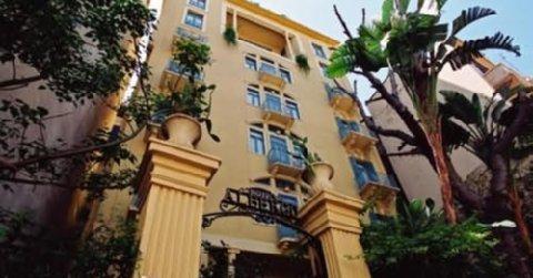 فندق البرغو - Exterior