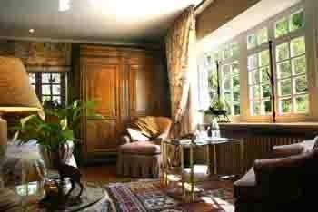 Auberge Du Moulin Hideux Suite