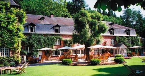 Auberge Du Moulin Hideux Außenansicht