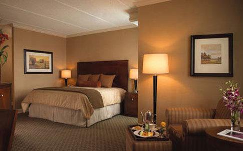 Omni Houston Hotel Westside Huonenäkymä