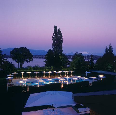 日内瓦香格里拉酒店及温泉 - Exterior View