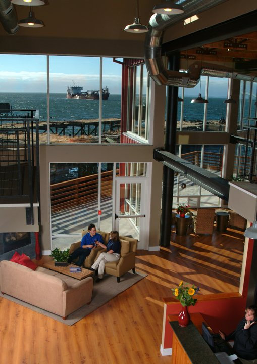 The Spa at Cannery Pier Hotel - Astoria, OR