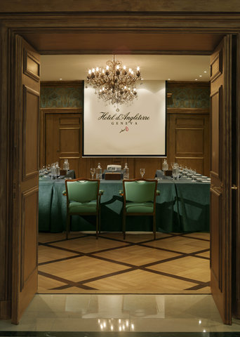 Hotel Angleterre - Meeting Room
