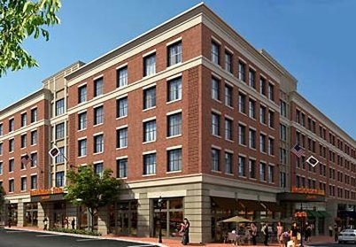 Residence Inn Portsmouth Downtown