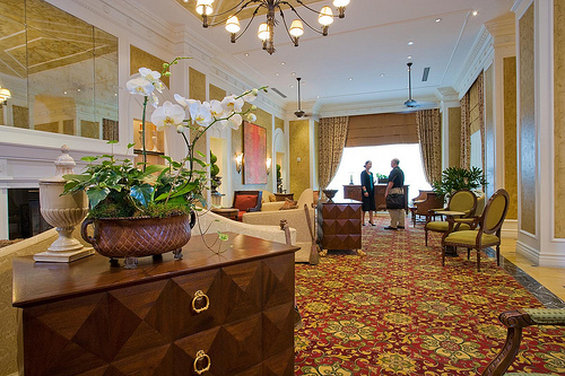 Hilton New Orleans/St. Charles Ave. French Quarter Area Aula