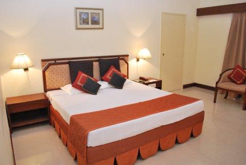 Usha Bundela Hotel - Deluxe Rm