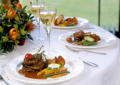 Longhirst Hall Hotel - Dining
