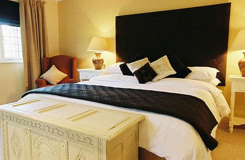 BEST WESTERN Cwrt Bleddyn Hotel & Spa - Guest Room