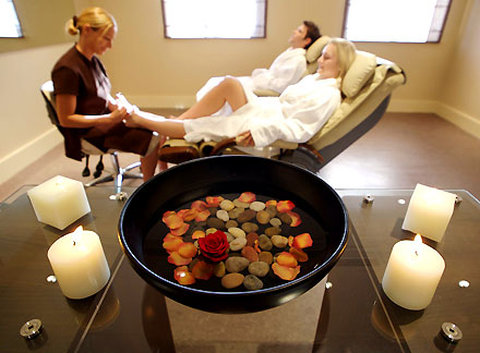 Donnington Valley Hotel andSpa - Spa