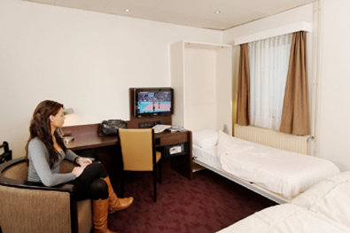 BEST WESTERN Dam Square Inn - Guest Room