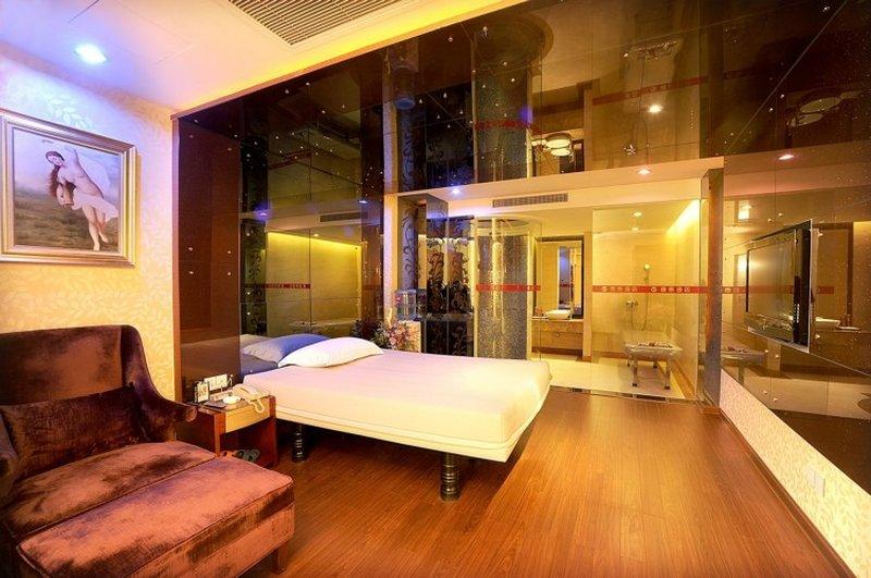 Guotai Hotel Relaxační centrum