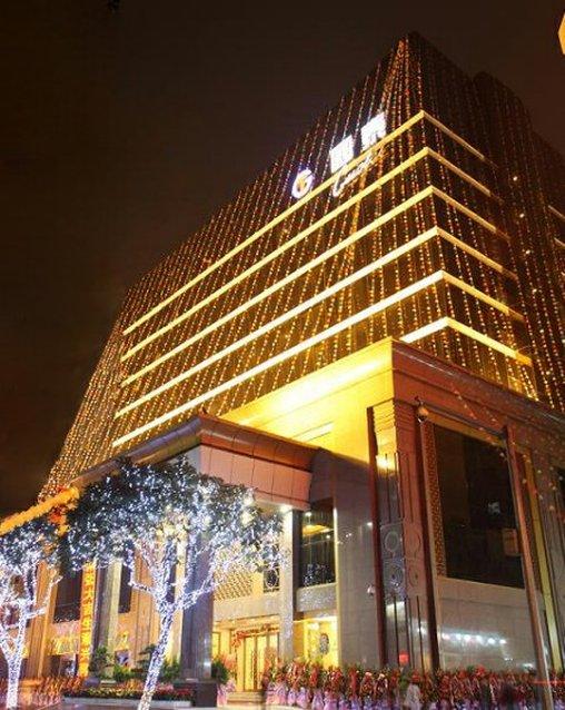 Guotai Hotel Pohled zvenku