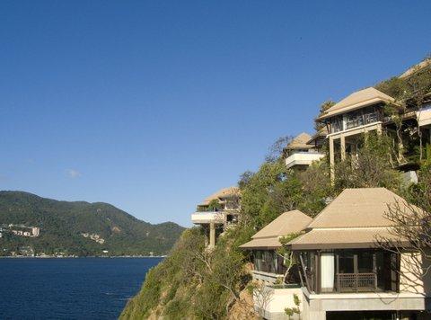 Banyan Tree Cabo Marques - Ocean Front Pool Villa Exterior