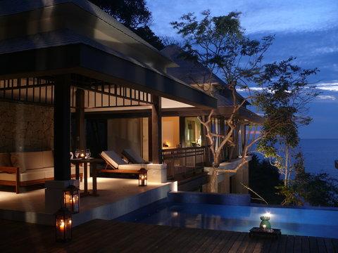 Banyan Tree Cabo Marques - Ocean View Pool Villa