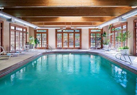 Courtyard Albuquerque - Indoor Pool