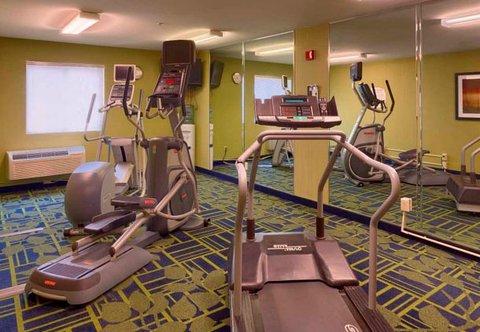Fairfield Inn & Suites Albuquerque Airport - Fitness Center