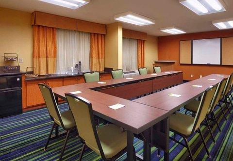 Fairfield Inn & Suites Albuquerque Airport - Sandia Meeting Room