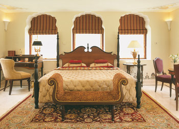 Rambagh Palace Hotel - Room
