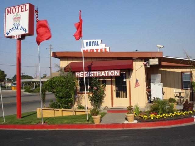 Vista Royal Inn - Rio Vista, CA