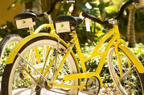 Tortuga Bay Hotel - Bicycles at Tortuga Bay