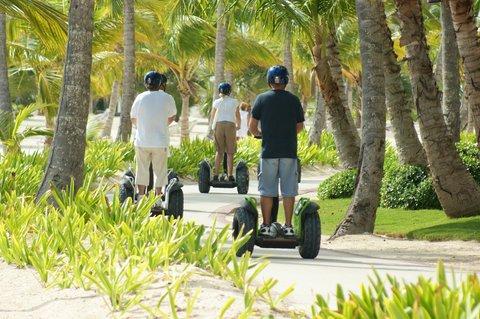 Tortuga Bay Hotel - Segway Tours