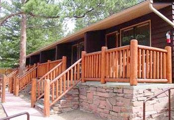 Castle Mountain Lodge - Estes Park, CO