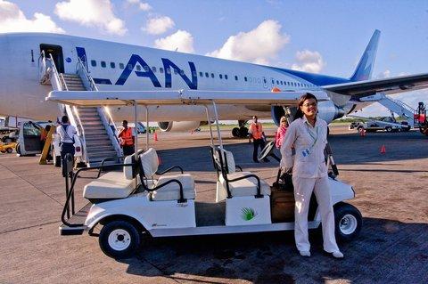 Tortuga Bay Hotel - VIP Airport Service