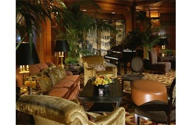 Fireside Room at the Sorrento Hotel - Seattle, WA