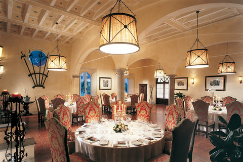 Villa La Massa - Corsini Banqueting Room
