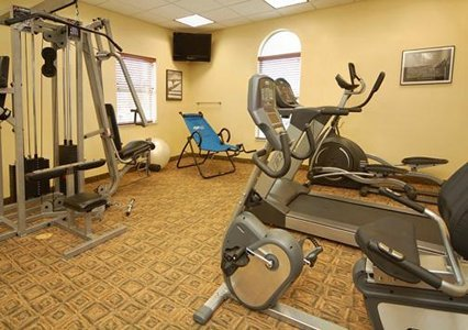 Quality Inn Midtown Fitness Club