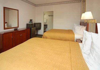 Quality Inn Midtown Zimmeransicht
