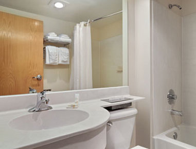 Microtel Inn & Suites by Wyndham Nashville - Bathroom