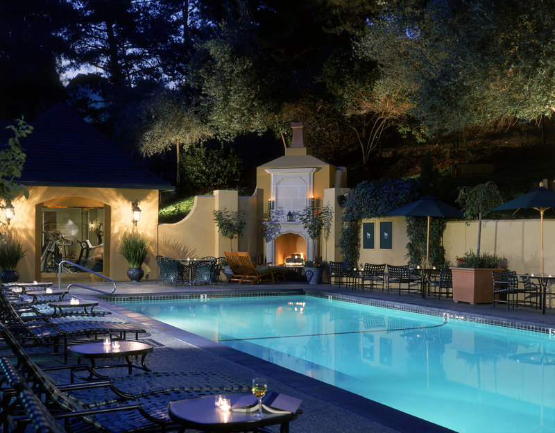 Spa Hotel Walnut Creek Ca