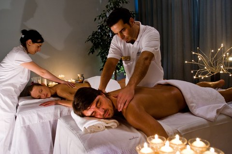 Cristallo Hotel Spa and Golf - Serendipity Spa Room