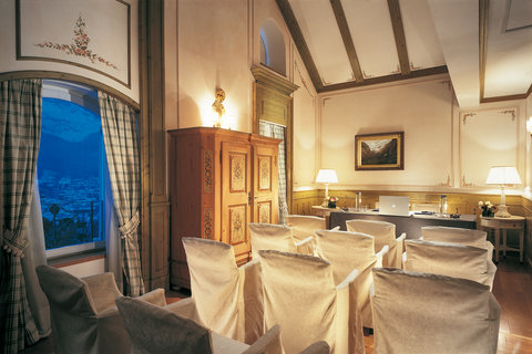 Cristallo Hotel Spa and Golf - Sala Goethe Meeting Room