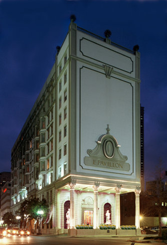 Le Pavillon Hotel New Orleans New Orleans Hotels