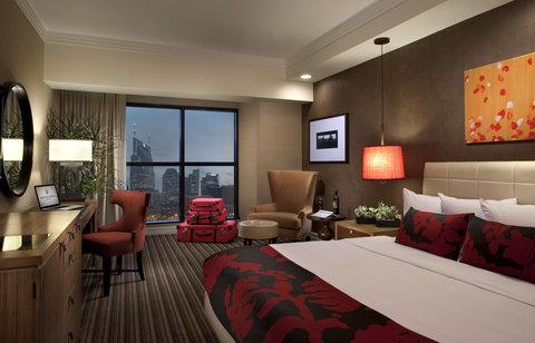 Hutton Hotel - Standard King View