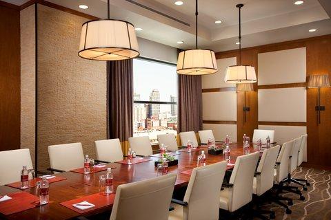 Hutton Hotel - West End Boardroom