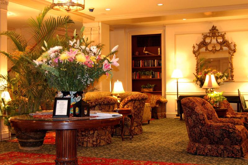 Tavern At The Hawthorne Hotel - Salem, MA