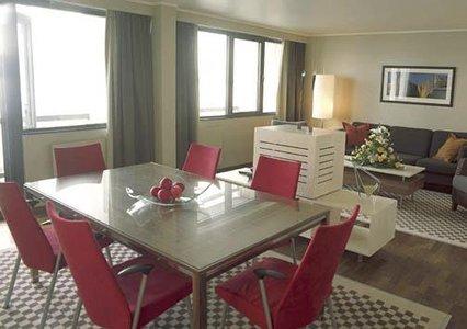 Quality Hotel Alexandra Suite