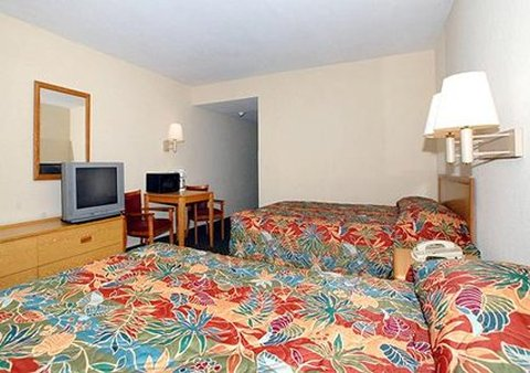 Econo Lodge On The Beach - Guest room