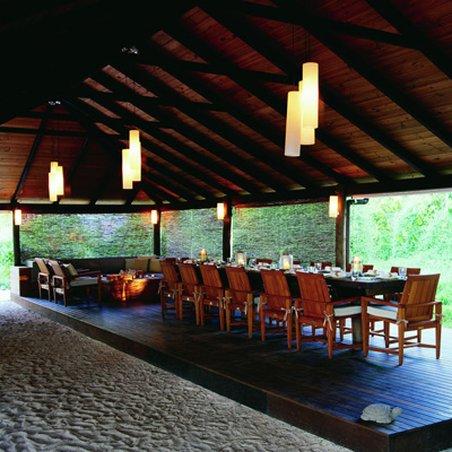 Wilson Island Resort - Dining