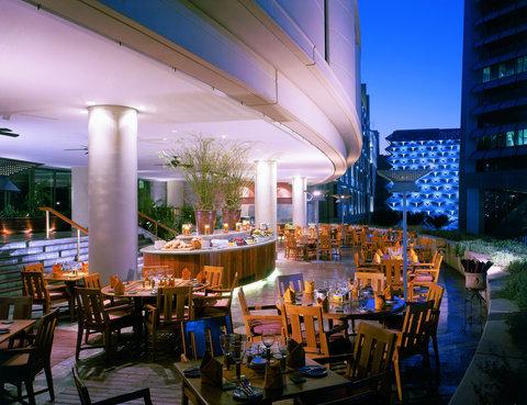 فندق الفيصلية - IlTerrazzo Restaurant