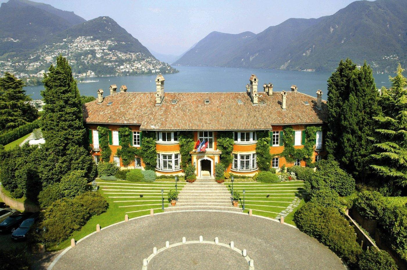 Villa Principe Leopoldo & Residence