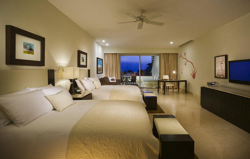 Grand Velas Riviera Maya Odanın görünümü