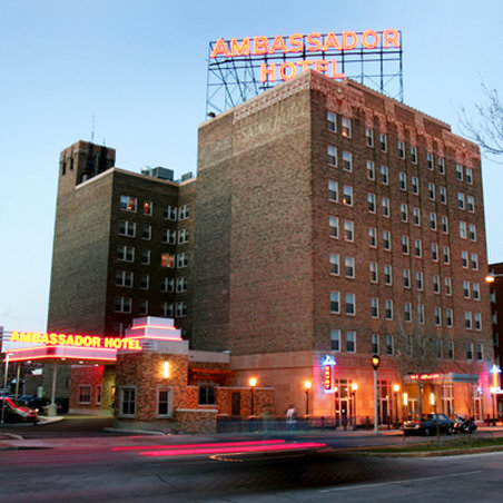 Ambassador Hotel Milwaukee