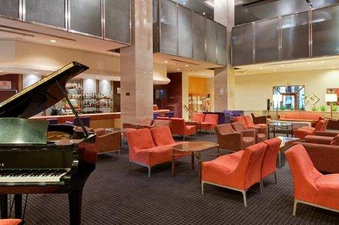 Hilton Adelaide - Lobby
