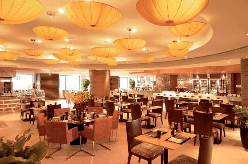 Hilton Beijing Hotel Étkezés