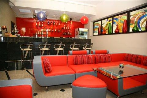 Hotel Tecadra - Bar Lounge